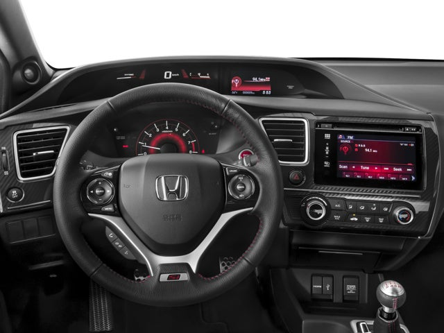 Marvelous 2015 Honda Civic Coupe Si In Yuba City, CA   Geweke Kia