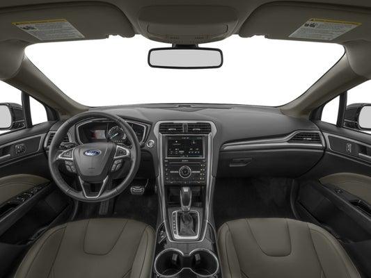 2016 Ford Fusion Anium In Yuba City Ca Geweke Kia