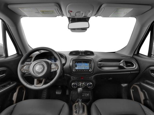 2017 Jeep Renegade Limited In Yuba City Ca Sacramento Jeep
